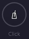 'Click' icon