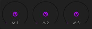 NOISE M1, M2, M3