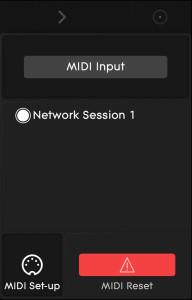 NOISE MIDI USB setup
