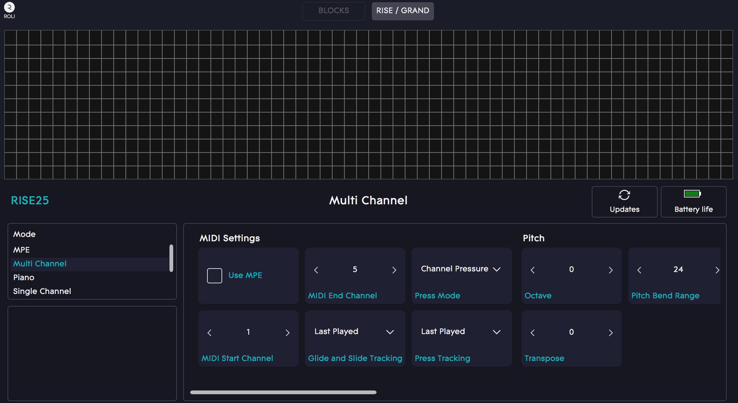 Ableton Operator Dashboard Setup