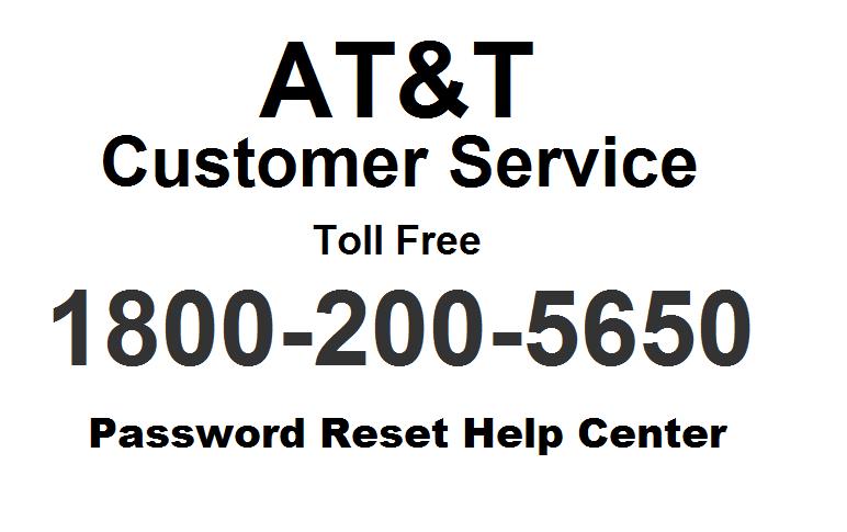 Atu0026t Password Reset