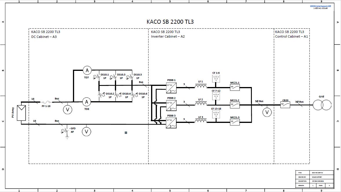 Kaco Inverter Wiring Diagram. . Wiring Diagram on