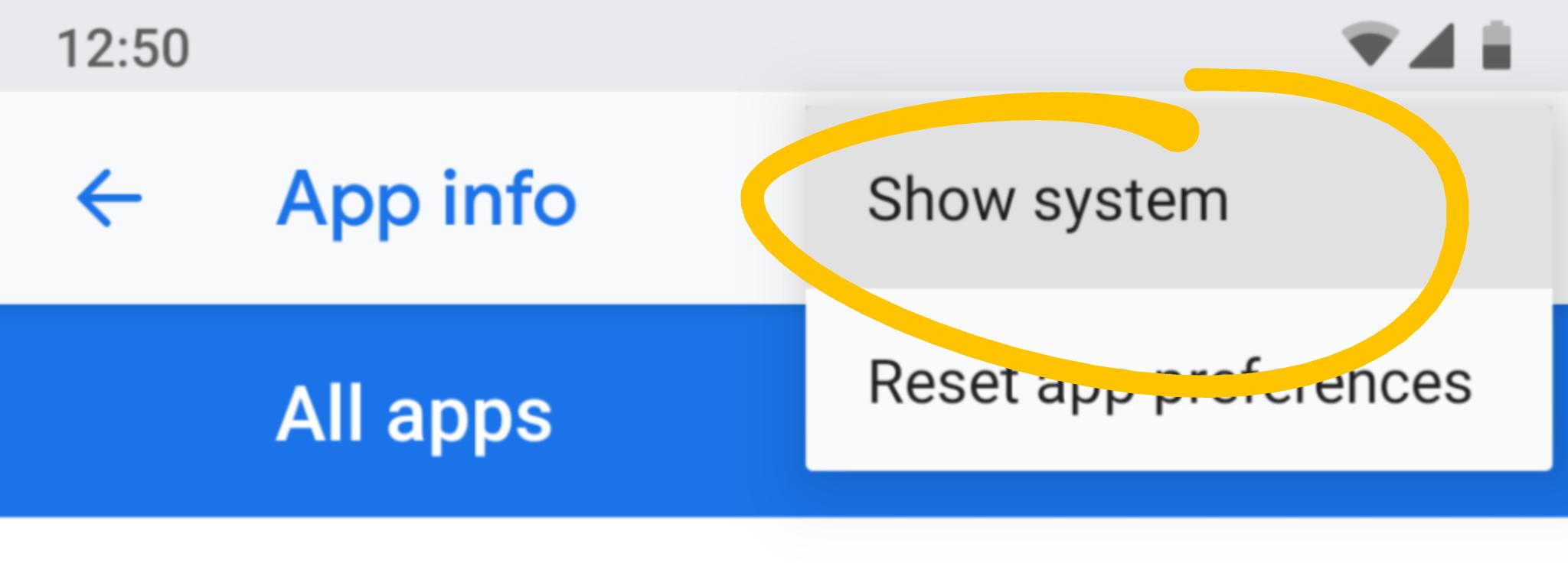 Reset the Android calendar storage : aCalendar