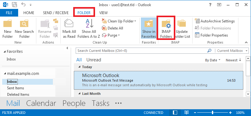 Motherfucker outlook
