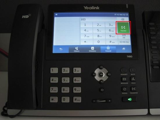 Yealink T48