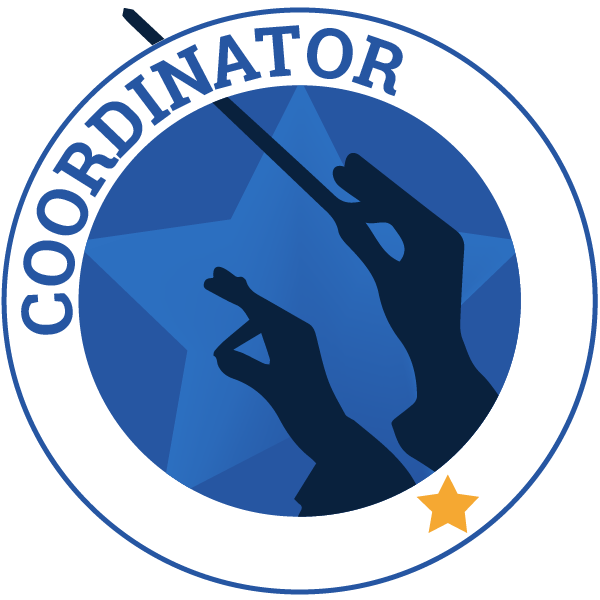 Coordinator Badge