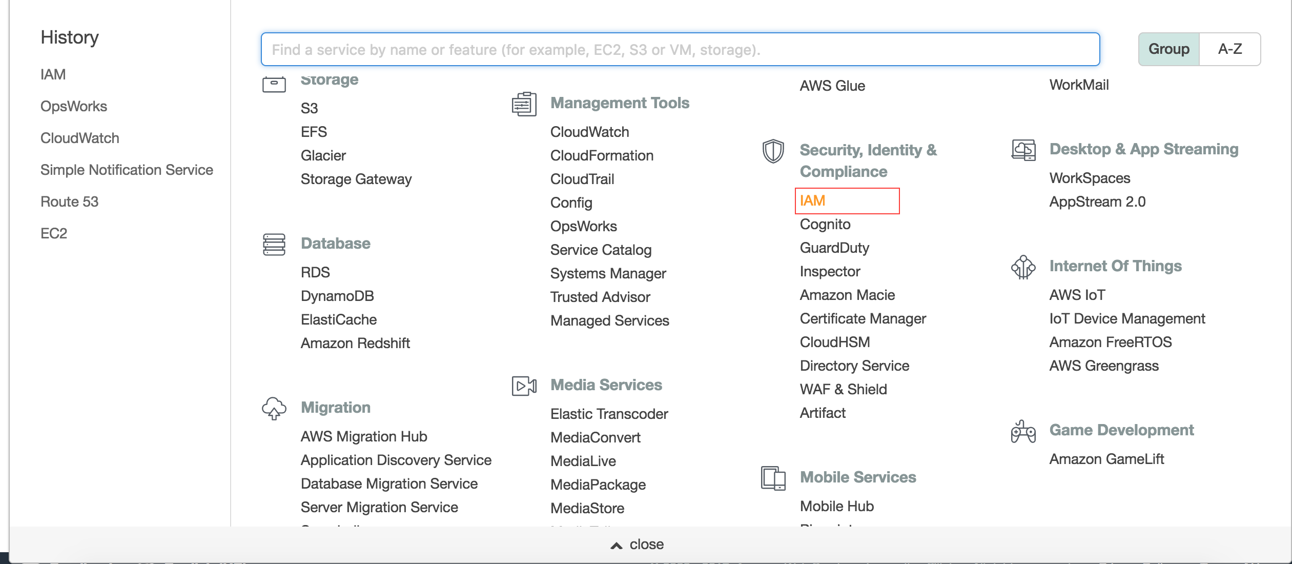 Freshservice integration with Amazon Web Services (AWS