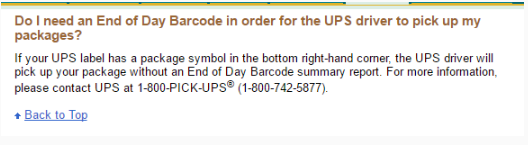 photo about Printable Ups Label known as UPS Manifests: \