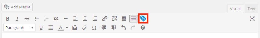 Shortcode Icon