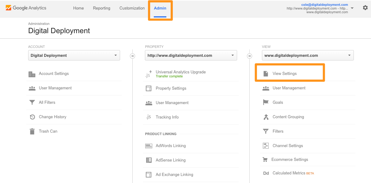 Google Analytics: How to track site search keywords