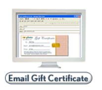 Email dotPhoto Gift Certificate