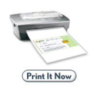 Print dotPhoto Gift Certificate