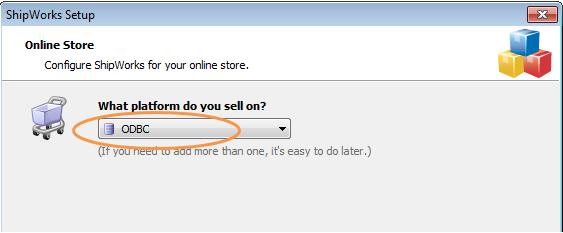 Online Store Setup