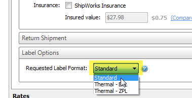 Creating and Emailing a Return Label to a Customer : ShipWorks Support