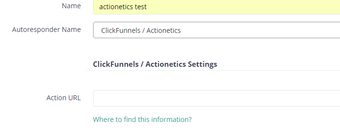 Clickfunnels Actionetics Can Be Fun For Everyone