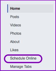 Login agendize Facebook account