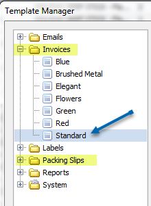 enabling thumbnail images on packing slips and invoices shipworks