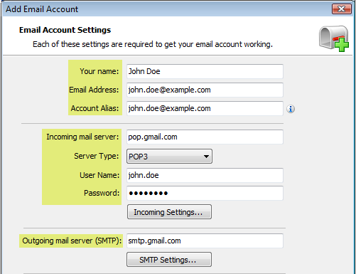 Adding Your E-mail Address to ShipWorks : ShipWorks Support