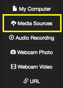 VT Media Sources