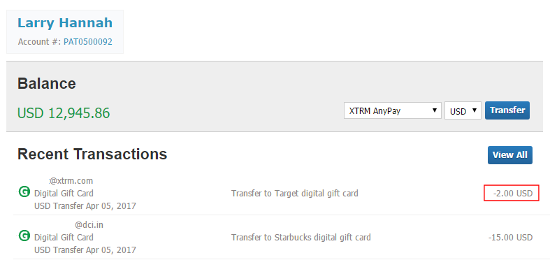 how to change the email used for your redemption emails - How To Use Visa E Gift Card