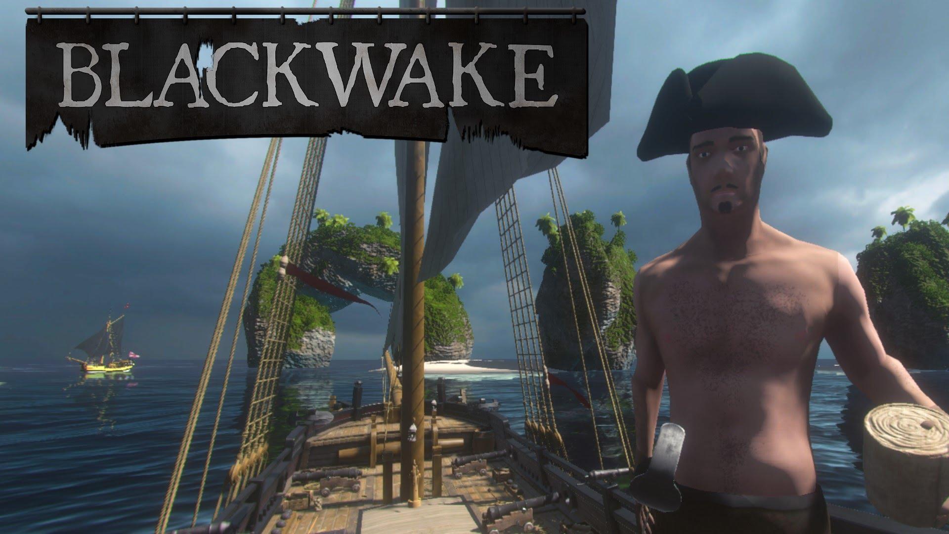 Blackwake Dedicated Game Server