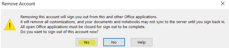 Fix: Error when you activate Office from Office 365