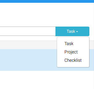 create a task checklist project appigo inc