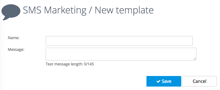 On The Next Page You Are Able To Customize Your Templates Name And Body