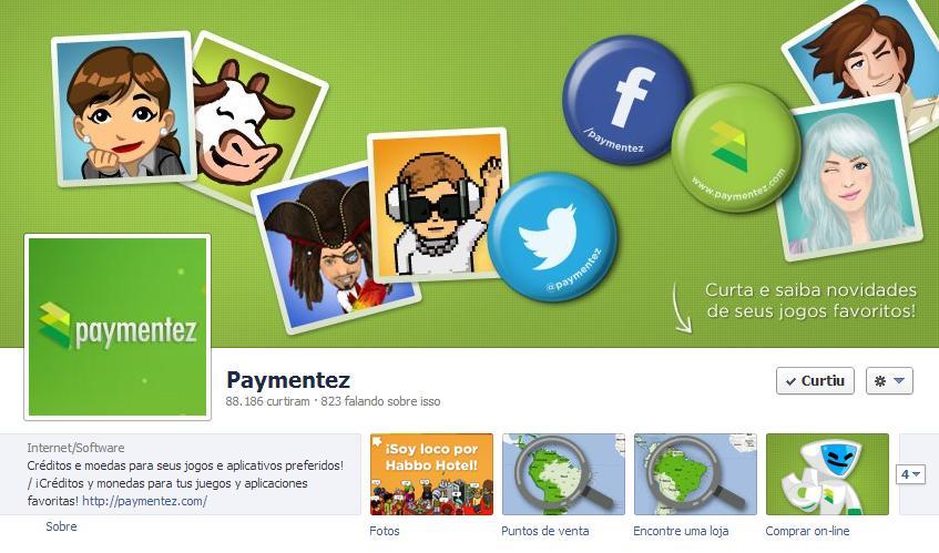 Paymentez Facebook