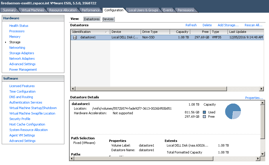 Manually Patching VMware ESXi 5 X with vCLI esxcli