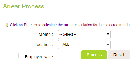 How to do Salary Revision and process of Arrears/Recovery