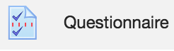 Learning Space Questionnaire icon