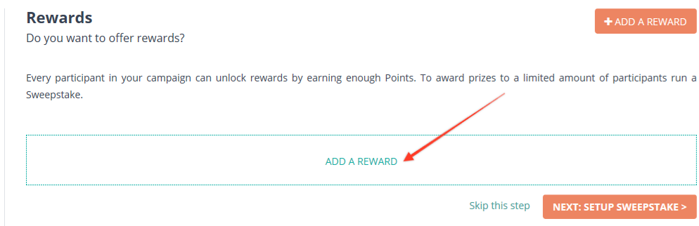 Can I give away discount coupons as rewards? : UpViral