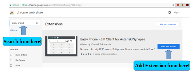 Enjay Phone - SIP Client for Asterisk/Synapse : HelpDesk @ Enjay IT