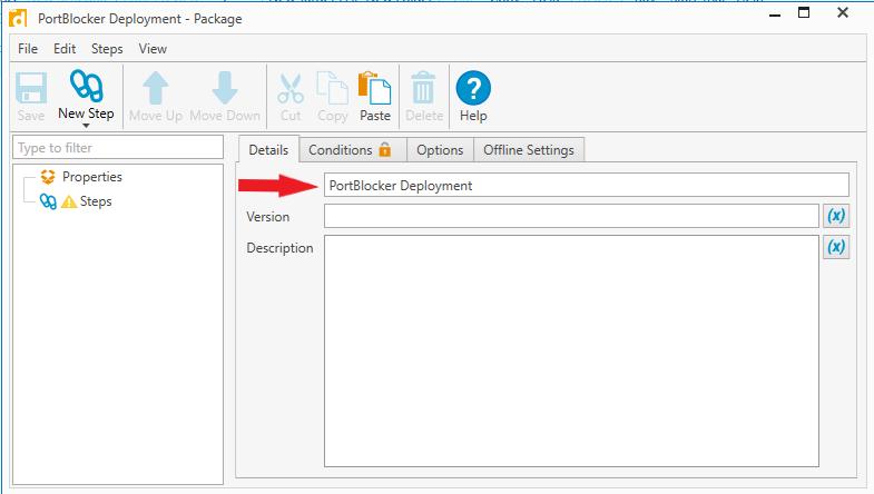 PortBlocker deployment using PDQ Deploy : DataLocker Support