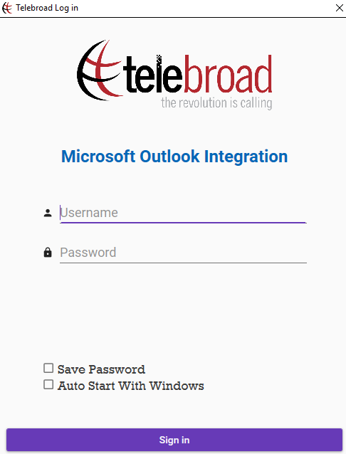 Microsoft Outlook Integration: Teleboard | Support Center