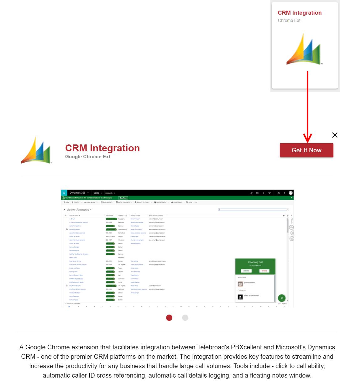 CRM Integration: Teleboard | Support Center