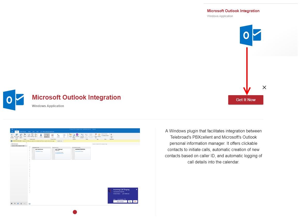 Microsoft Outlook Integration: Teleboard   Support Center