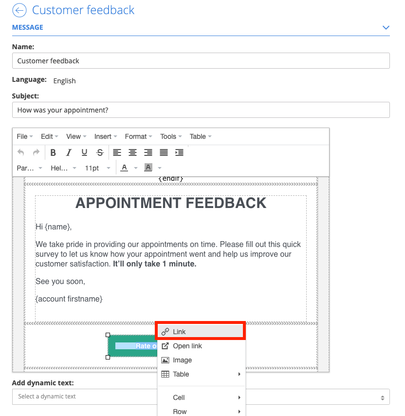 Collecting user feedback on your Google My Business after
