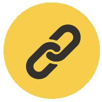 Hyperlink icon