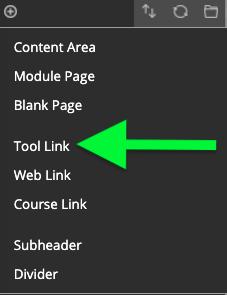select tool link