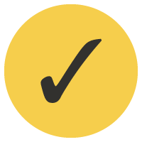 Tick Mark icon