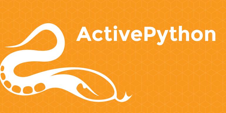 ActivePython logo