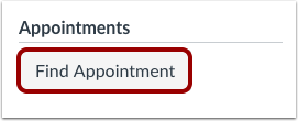 Find Appointment