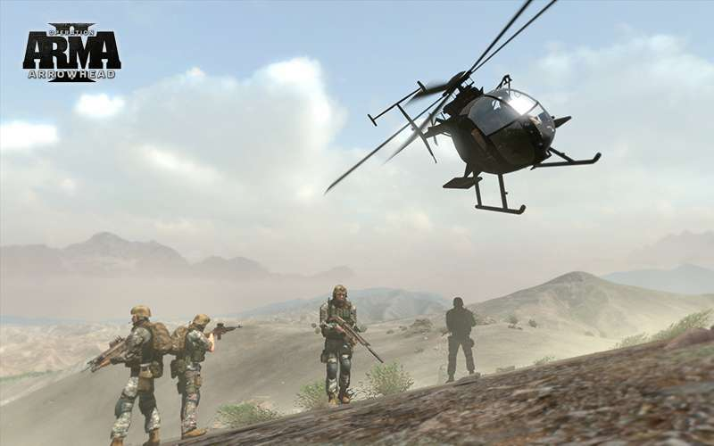 ARMA II: Operation Arrowhead screenshot