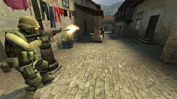 Counter-Strike: Source screenshot