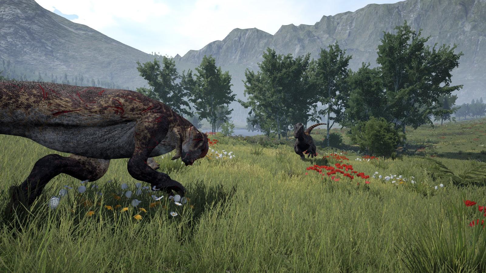 The Isle screenshot