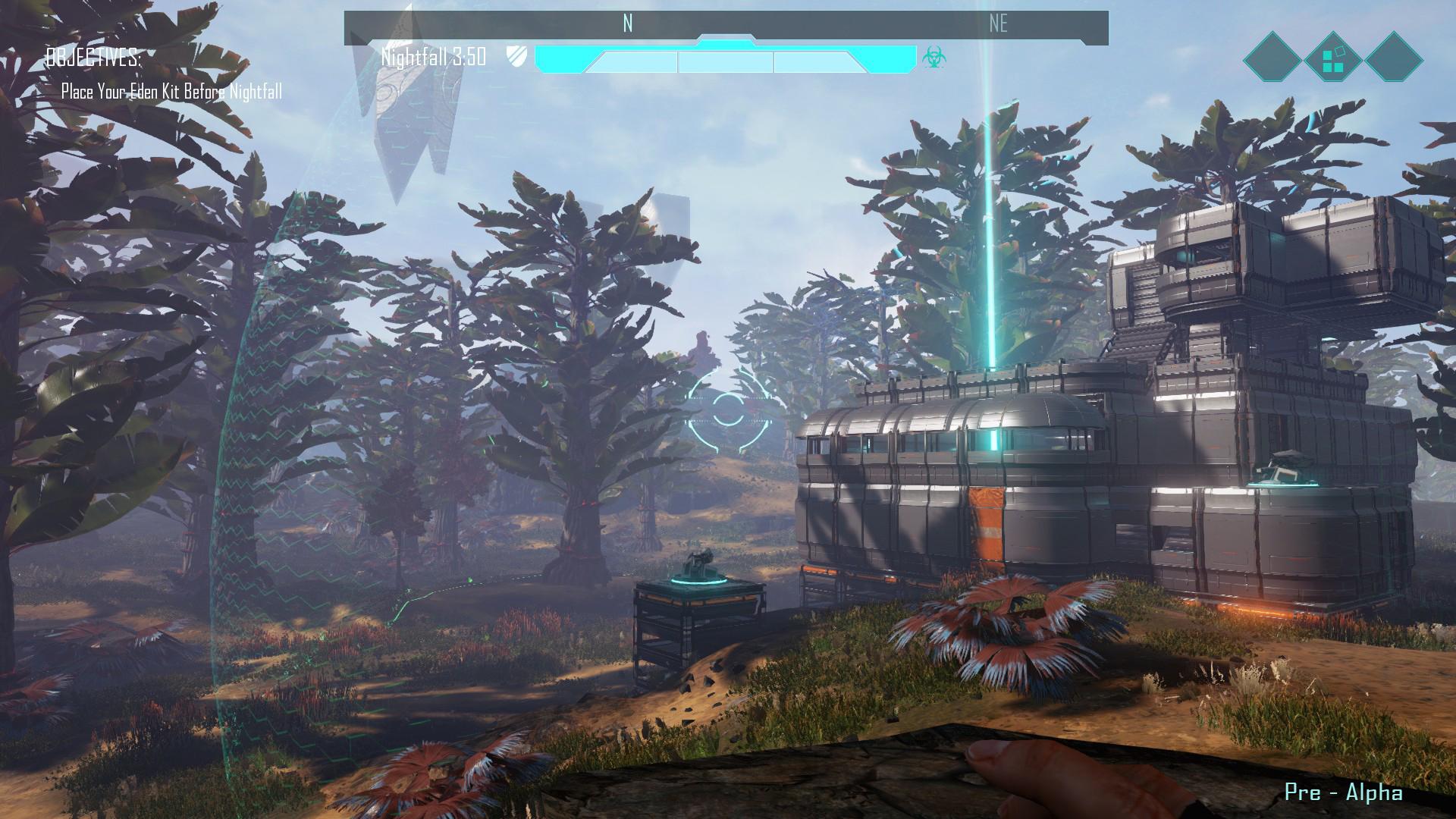 Eden Star screenshot