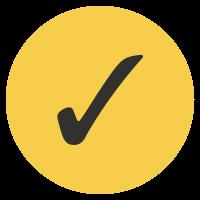Tick Mark icon