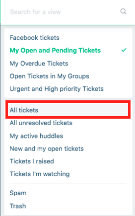 How do I export my tickets from Freshdesk? : Freshdesk